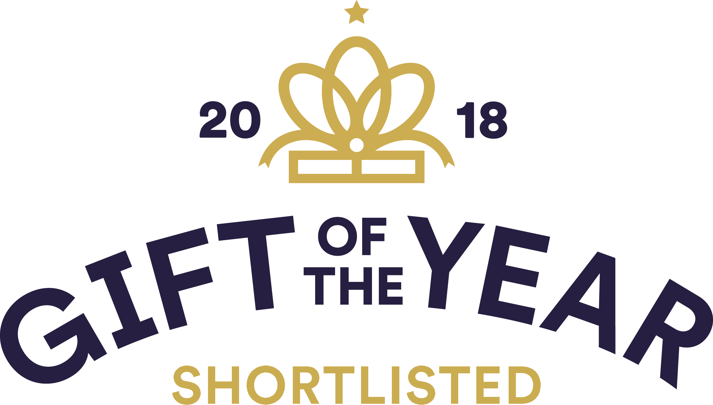 Gift of the Year 2018 Shortlisted Logo