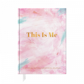 This Is Me: A Mindful, Autobiographical journal Pre Order