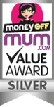money off mum silver award